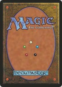 220px Magic The Gathering Card Back 216x300