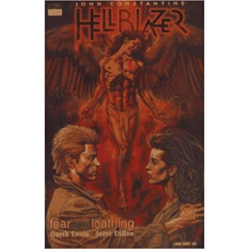 Hellblazer Fear And Loathing 500x500