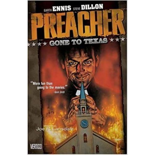 Preacher Texas 500x500