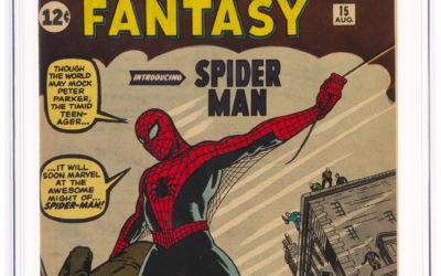 Amazing Fantasy 15 RECORD BREAKING SALE