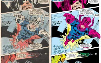 Error Variants: Now You Know Comics