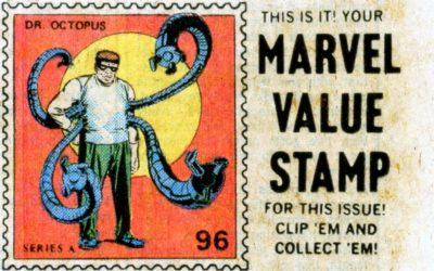Marvel Value Stamp: Now You Know Comics